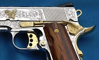 Smith and Wesson Engraving services