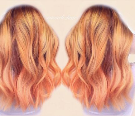 Tangerine hair is the new colour trend that's popping up all over Instagram and it looks magnificent on anyone. And before you say otherwise, this is so much more than orange hair.