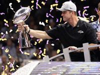And this is why we love our Ravens, Ozzie Newsome and our Coach, John Harbaugh! Report: John Harbaugh gives Lombardi replicas to staff (plus, great video!)