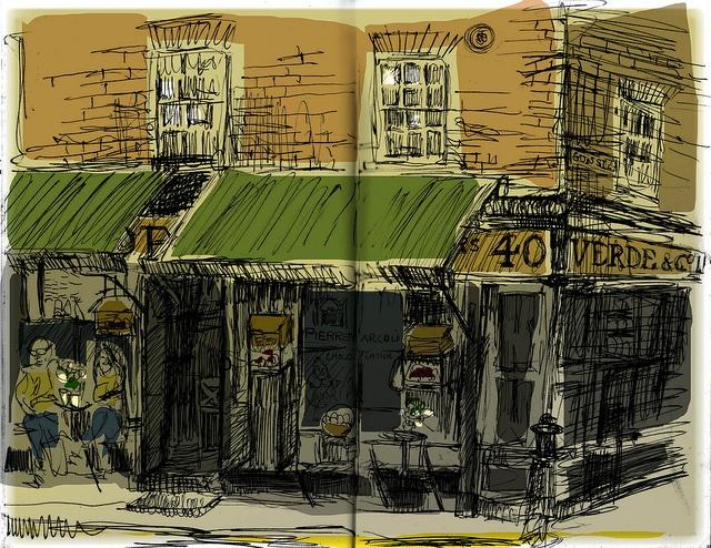Verde & Co Ltd 40 Brushfield St London E1 by Jambo julie, via Flickr