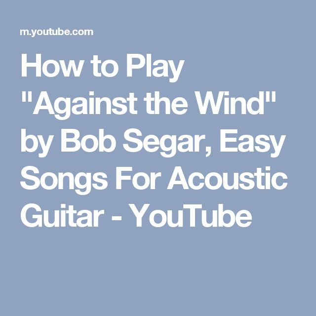 400 Popular Songs to Learn on Guitar, With Lesson Links ...