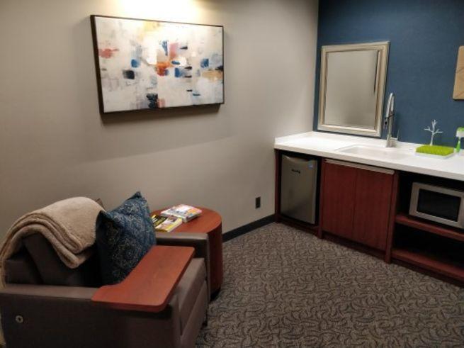 Ibm Lactation Room Lactation Room Nursing Room Home Decor