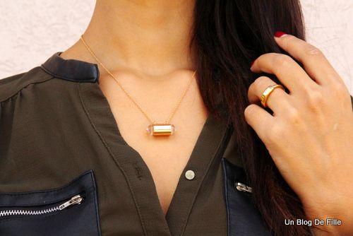 Coup de coeur pour sur ce joli #collier #babou à 3€ ! SarahCroft