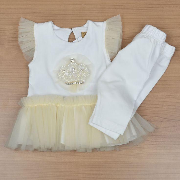 Serkon Kız Çocuk Taytlı Takım - 316 | Çocuk Takım | Minicity Türkiye´nin En Büyük Anne ve Bebek Ürünleri Mağazası