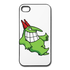 iPhone4/4S Case - Victor Leaning