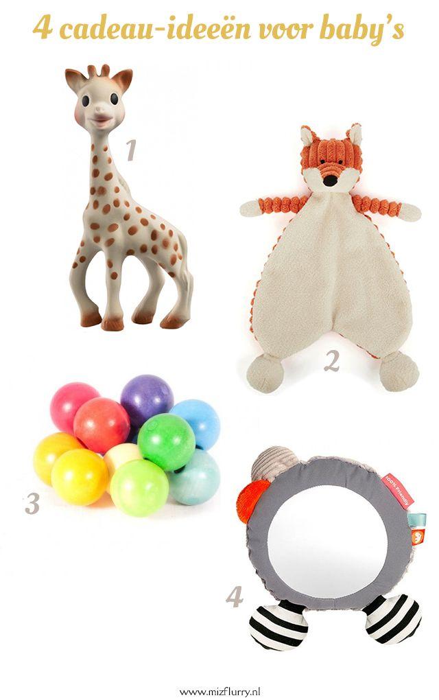 Cadeautips Voor Babys Peuters En Kleuters Cadeauideeën