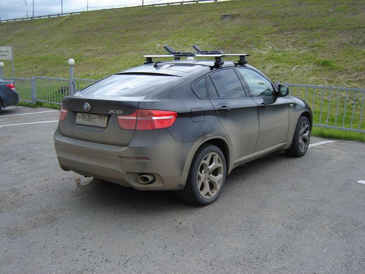 BMW X6 WB400 #rackworld #whispbar #yakima #Inno #Thule #Atlant #Lux #Buzzrack #автобагажник #автобокс