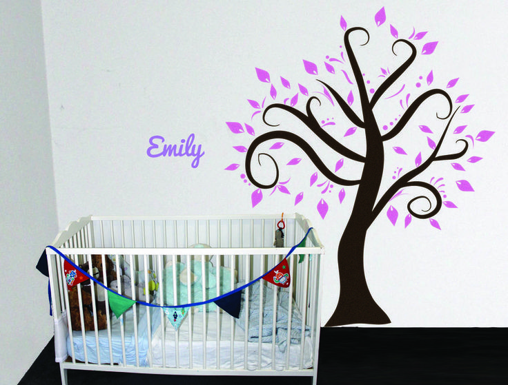 Decorative Tree Removable Wall Decal