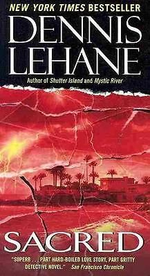 Sacred by Dennis Lehane-(Author of Shutter Island and Mystic River) Paperback