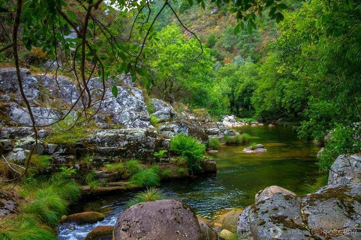 Passadiços do Sistelo - Ecovia do Vez - Minho - Portugal