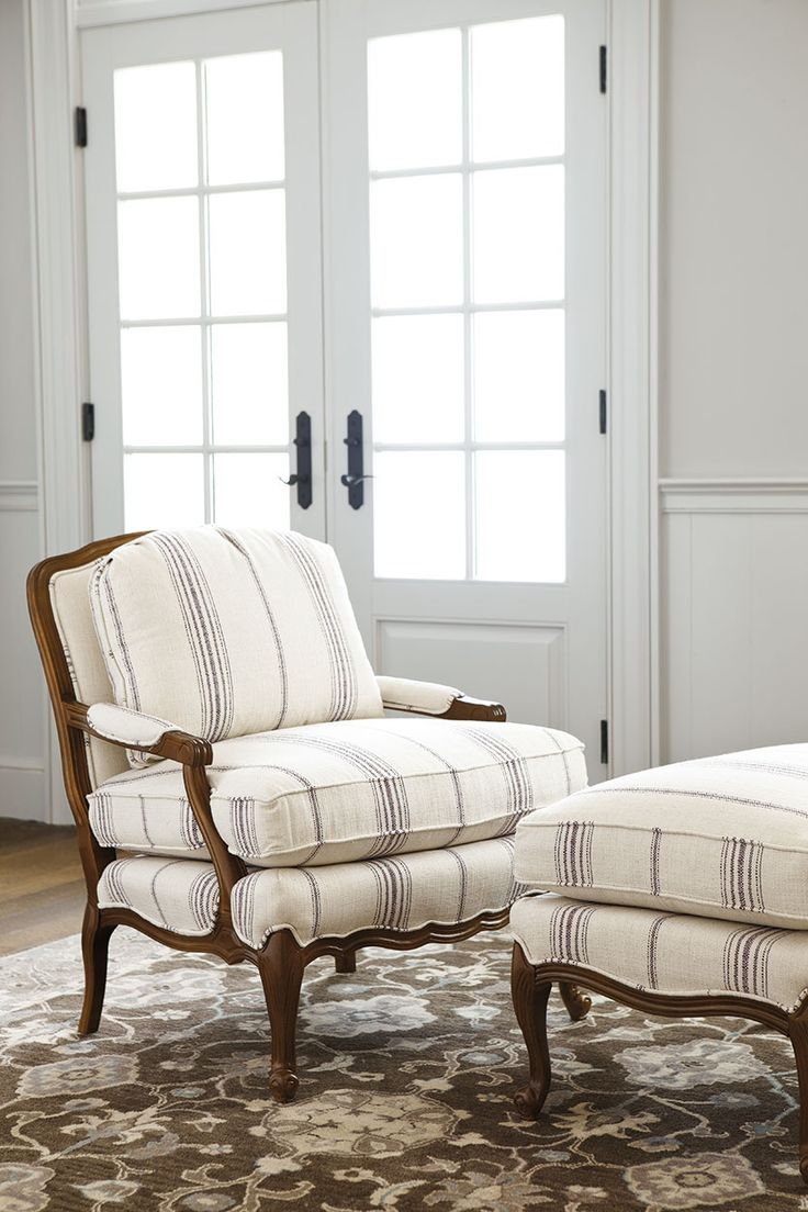 Bergere chair and ottoman - 10 Home Decor Words You Re Probably Mispronouncing Bergere Chairchair Makeoverchair And Ottomanupholstered