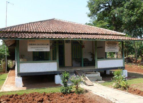 Rumah Adat Sunda, Citalang Purwakarta