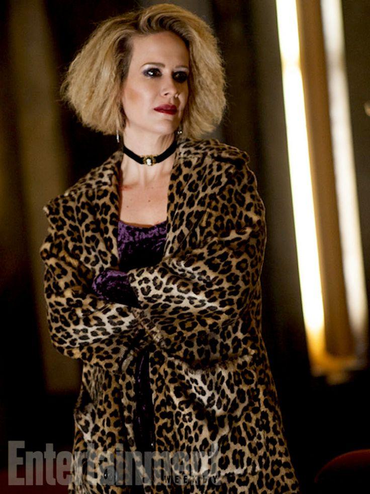 """Sarah Paulson as Hypodermic Sally in """"AHS"""" season 5"""