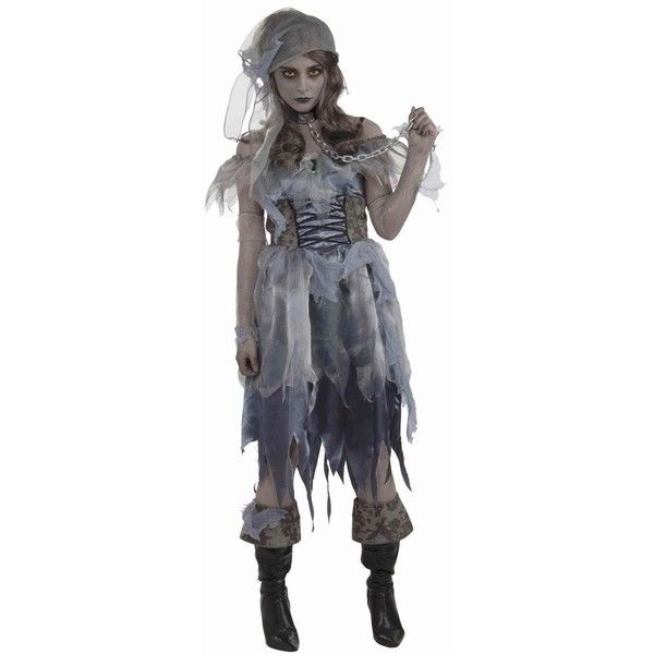 Adult Zombies Costumes 40 Liked On Polyvore Featuring Halloween