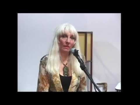 Cynthia Crawford: The ET Sculptor at Cosmic Reunion Fourth Density (Part 1) - YouTube