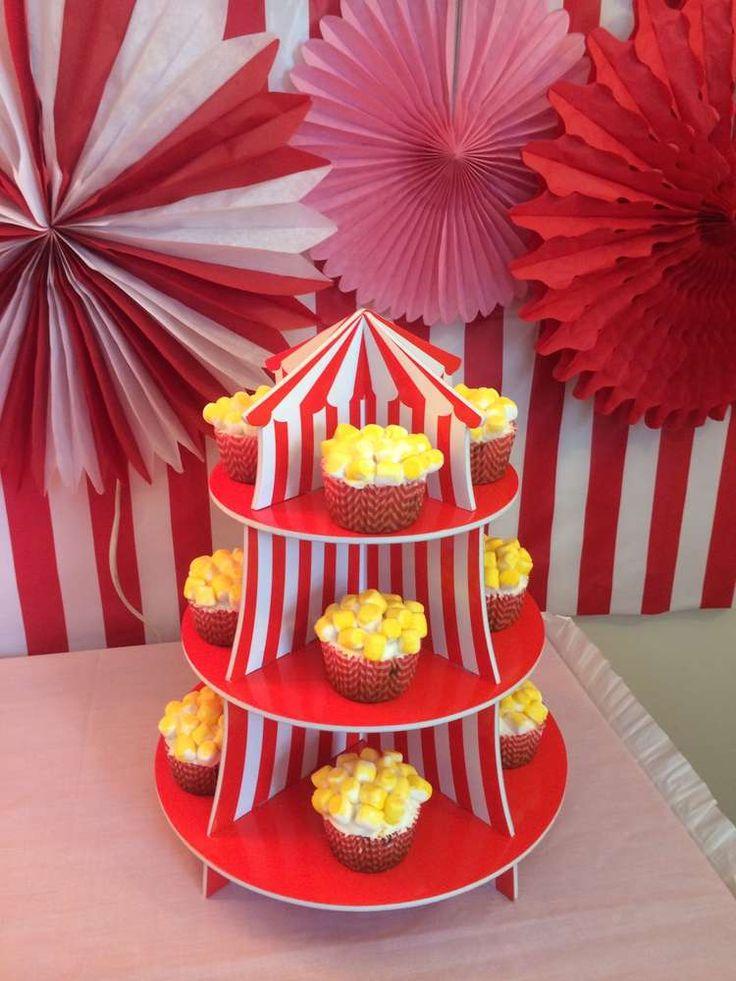 Elmo Carnival 3rd Birthday Birthday Party Ideas | Sesame ...