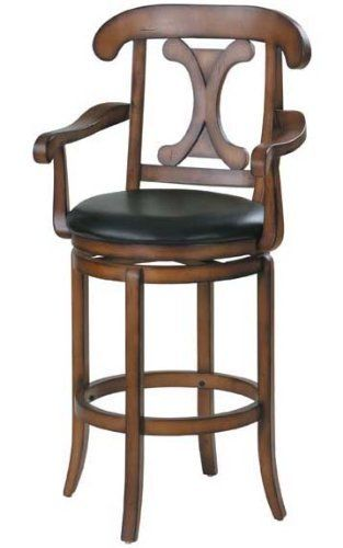 Wood Bar Stools With Backs And Arms Woodworking Projects