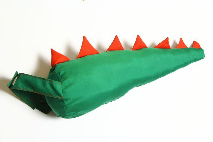 How to Make a Dinosaur Tail -- via wikiHow.com