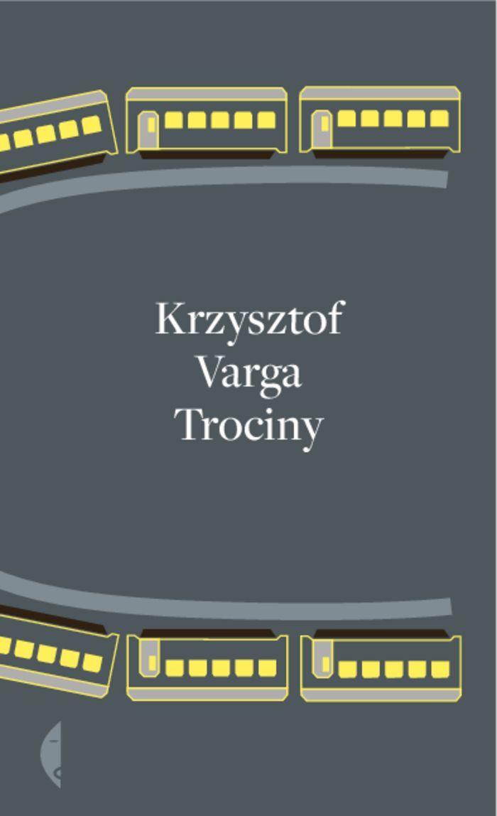 """Krzysztof Varga, """"Trociny"""" #books #poland #literature #award #książki #literatura"""