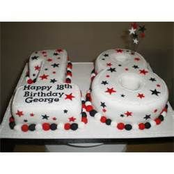 18th birthday cake ideas for guys   18th Birthday Cakes For Guys picture 27460