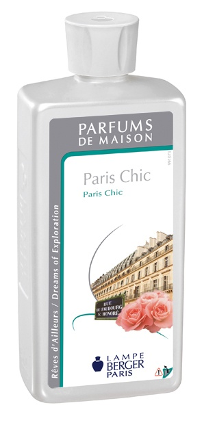 Parfum de Maison Paris Chic. Rendez-vous avec le raffinement et l'élégance parisienne.