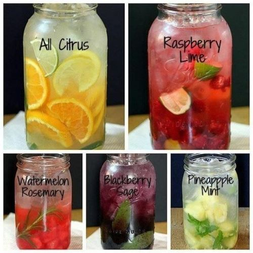 Jugos naturales para llevar. Han intentado poner sus jugos naturales en frascos en lugar de en vasos?