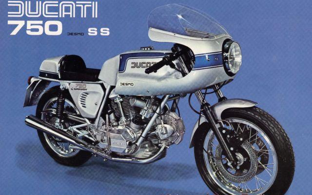 DUCATI 750 SS (1973/1977): un vero mito su due ruote. Qui curiosità, scheda, video e TANTE BELLE FOTO VINTAGE