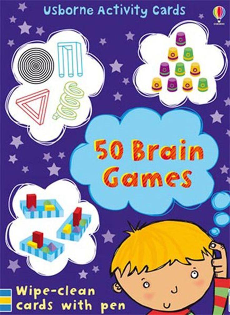 50 brain games