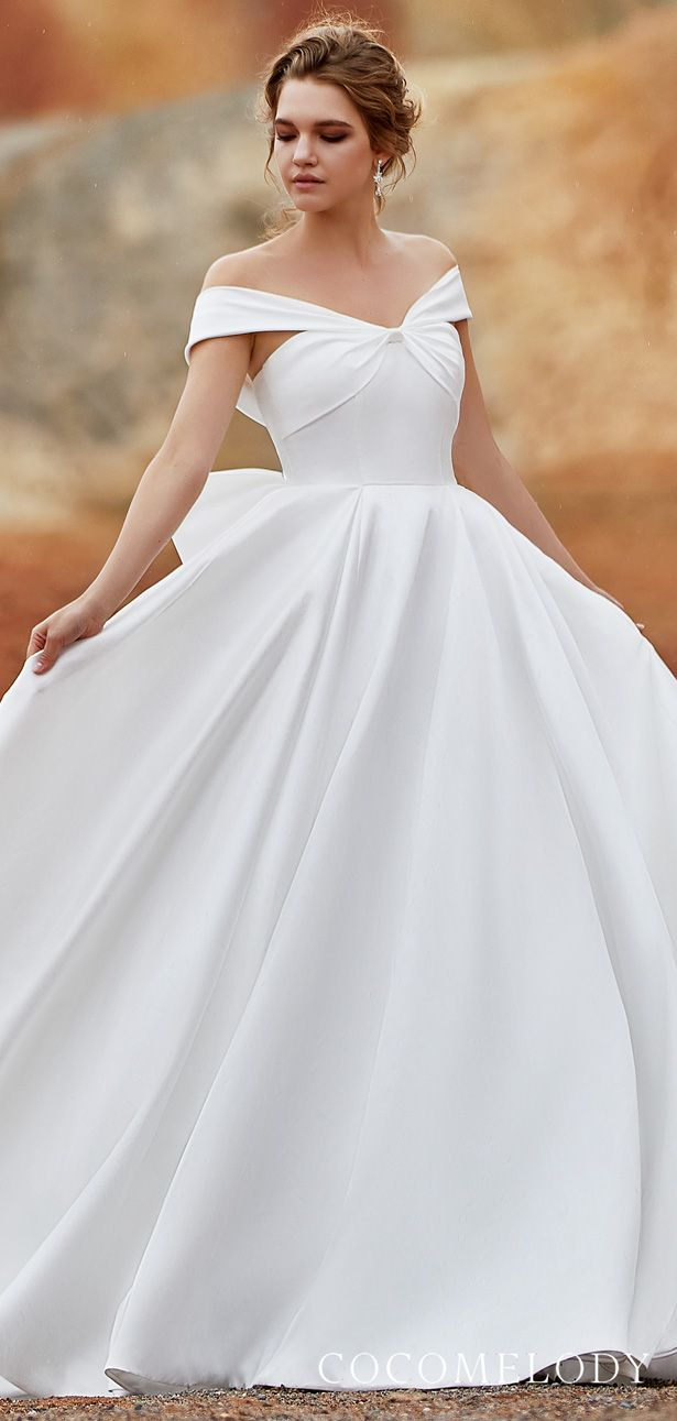 Winter wedding dresses plus size  CocoMelody Wedding Dresses   A Black Friday Sale
