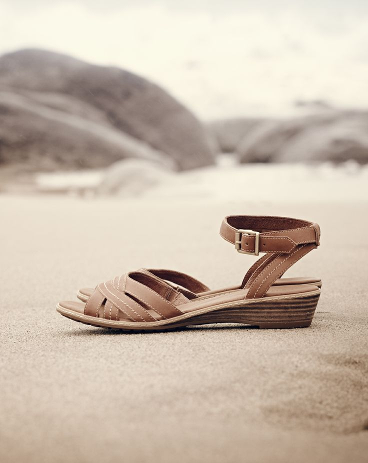 Women's Earthkeepers® Belgrade Ankle Strap Sandal #timberland #sandals