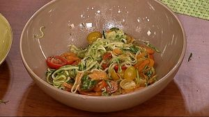 Zoodles Recipe | The Chew - ABC.com
