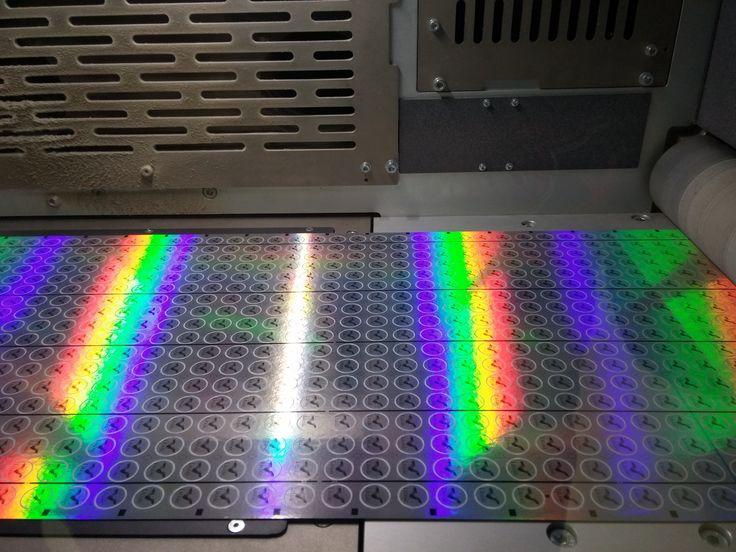 Eltronis Hologram Labels