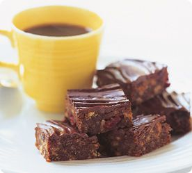Chocolate Truffle Fudge Cake
