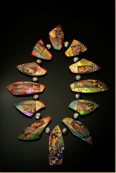 Polymer Clay Beads | Polymer Art Archive » The Early Development of Polymer Clay Bead ...