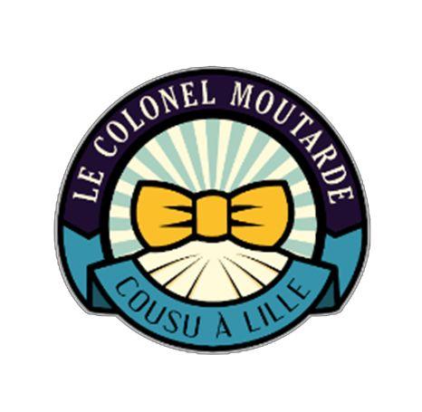 Le nouveau logo du Colonel !