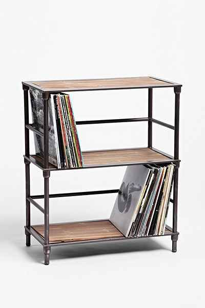 1000 ideas about vinyl record storage on pinterest. Black Bedroom Furniture Sets. Home Design Ideas