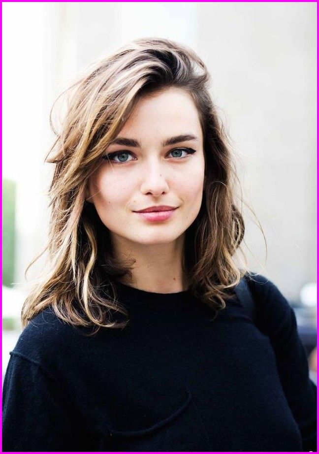 50 Easy and Cute Hairstyles For Medium-Length Hair - Best ...
