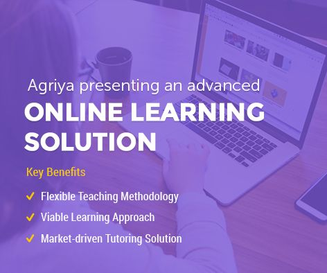 Agriya proposes a comprehensive online learning solution, particularly developed for creating an efficient online learning platform that supports modern-day educational needs. Find more about it here, https://www.agriya.com/solutions/online-learning-solution