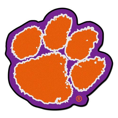 Clemson Tigers Mascot Area Rug Floor Mat