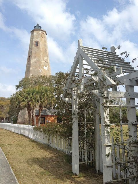 Great tips for a day trip to Bald Head Island