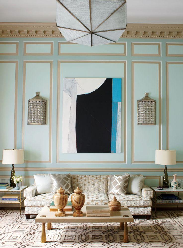 95 Best Patterned Sofa Images On Pinterest | Modern Sofa, Big Living Rooms  And Color Walls Part 87