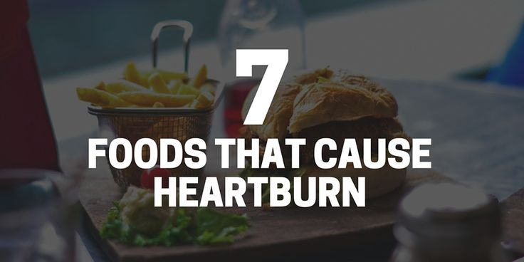 Esophagus Pain After Eating Certain Foods