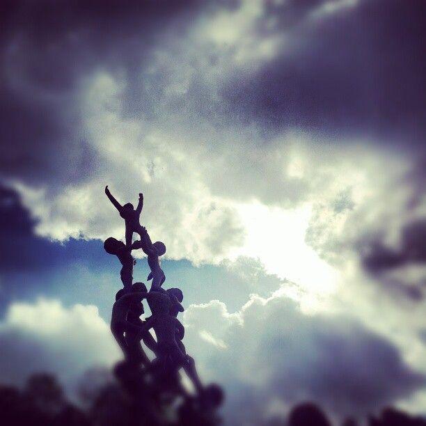 sculpture. Mae Fah Luang. Chiang Rai.