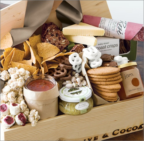 Scrumptious Thank You Gift Boxes ($48-$148)