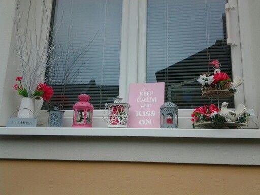 My pink spring