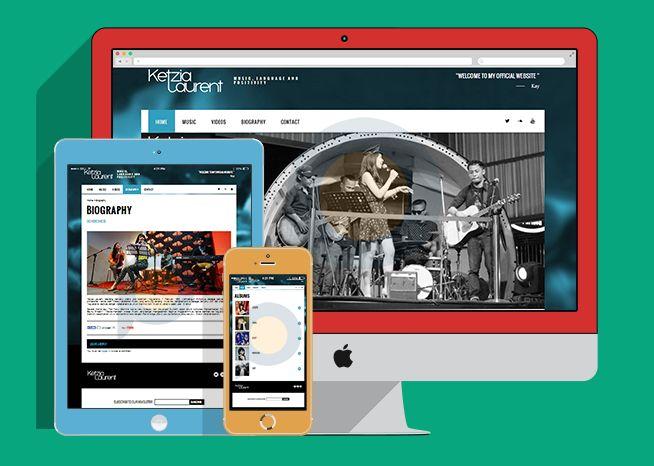 Jasa web design atau jasa pembuatan website untuk profil suatu perusahaan atau organisasi dengan responsive design dan layout modern. Dan juga dilengkapi dengan fitur canggih agar website menjadi optimal,efektif dan menjadi sebuah website yang sesungguhnya