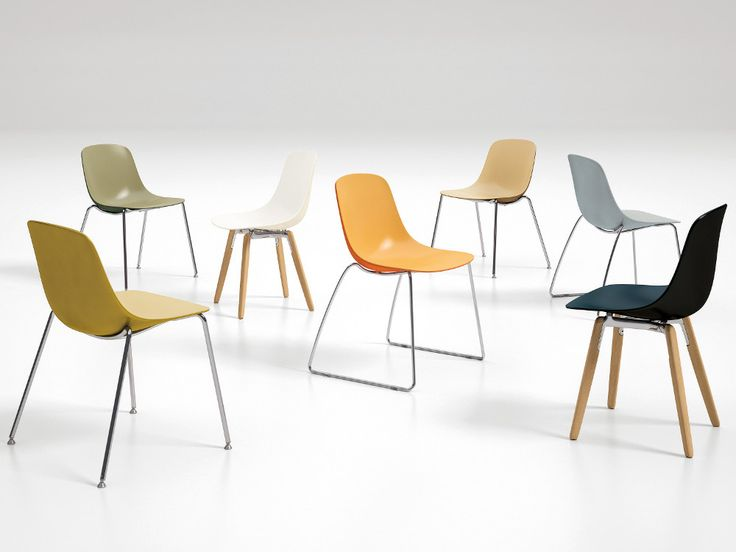 INDI chair by Burgtec