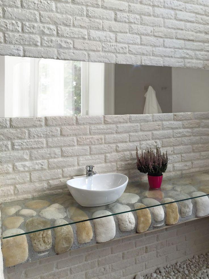 Cuarto de baño con revestimiento modelo London.
