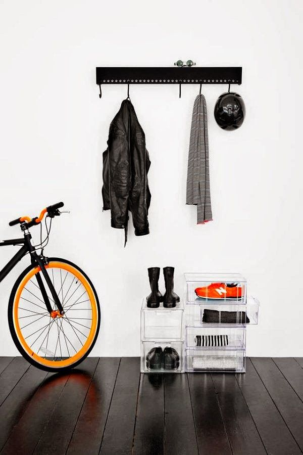 Inspiration for your home | Organizing your hallway