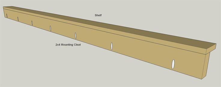 Attach the Shelf